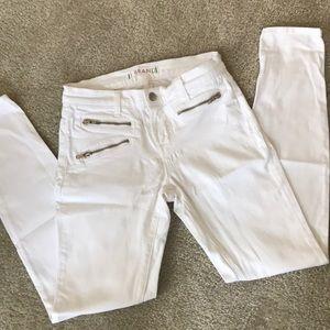J Brand White Jeans